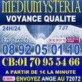Mediumysteria Voyance du Coeur 08 92 05 01 10 - image 1