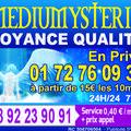 LE TOP DE LA VOYANCE AUDIOTEL (0,40¤) 0892 23 90 91 - image 1