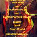 REPAS AFRICAIN ET CONCERT ATELIER DANSE AFRICAINE - image 1