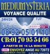 Voyance, horoscope sur Aix-les-Bains : Voyance du Coeur 08 92 05 01 10