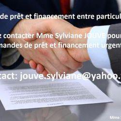 Crédit Et Financement Entre Particuliers // jouve.sylviane@yahoo.fr