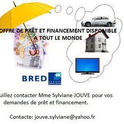 Crédit et financement entre particuliers sérieux et honnête en France