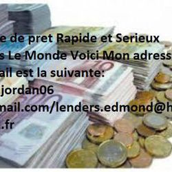 Aide aux personnes en difficulté financière (lenders.edmond@hotmail.f