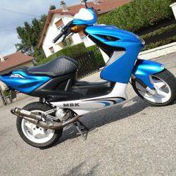 Scooter MBK nitro sport Urgent 2011