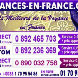 VOYANCE EN FRANCE 0892 465 703
