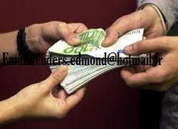 Faire Vos Demande de pret Ici : ( lenders.edmond@hotmail.fr-guy.jordan
