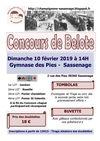 Bons plans sur Sassenage : Concours de belote