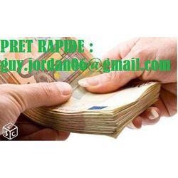 Offre exceptionnelle de prêt pour tous :guy.jordan06@gmail.com