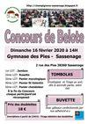Bons plans sur Sassenage : Concours de belote 16 février 2020 Sassenage