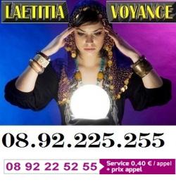 Voyance de l'Amour LAETITIA Voyance (0,40¤)